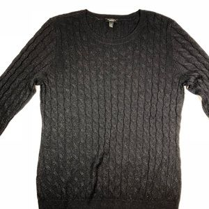 TALBOTS black sweater